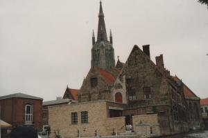51-Church of Our Lady, Bruges