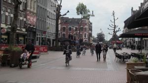 Nijmegen again same street from opposite direction.